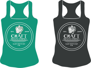 Women's Circle Logo Tank Top
